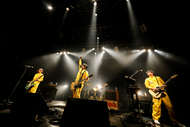 POLYSICS 10月14日(土)@TSUTAYA O-EAST