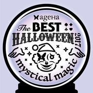 『THE BEST #ageHalloween17 -MYSTICAL MAGIC-』ロゴ