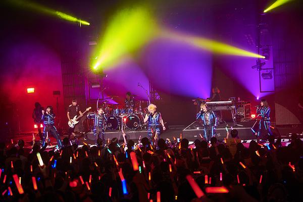 JAM Project、『JAPAN TOUR 2017~2018 TOKYO DIVE』開幕