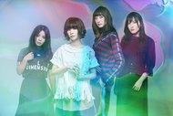 ねごと、結成10周年記念のLINE LIVE特番決定&新ビジュアル公開!