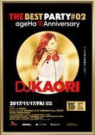 "『ageHa's 15th ANNIVERSARY ""THE BEST PARTY #02""