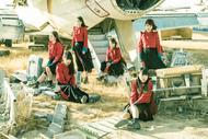L→R リンリン、アイナ・ジ・エンド、ハシヤスメ・アツコ、モモコグミカンパニー、アユニ・D 、セントチヒロ・チッチ