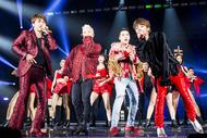 BIGBANG ライブ写真
