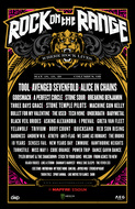 『Rock On The Range 2018』