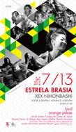 ブラジルと日本が融合する音楽イベント「ESTRELA BRASIA」にbirdやorange pekoeらが出演決定!