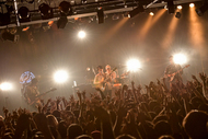 【Yogee New Waves ライヴレポート】『DREAMIN' NIGHT TOUR』2017年12月1日 at 恵比寿LIQUIDROOM