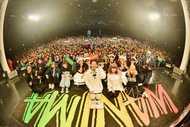 12月23日(土)@Zepp Tokyo photo by RUI HASHIMOTO (SOUND SHOOTER)