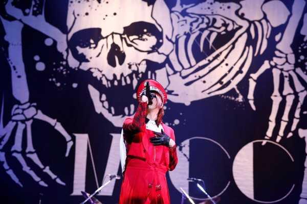 MUCC、結成20周年記念イベント『えん7 FINAL』で豪華ゲストと共演