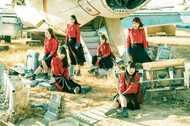 BiSH、TVアニメ『ブラッククローバー』OP曲を先行配信スタート