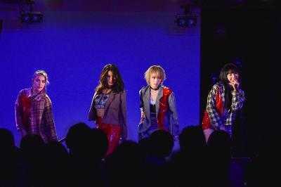 FAKY、初の大阪ワンマンライブで「Candy」英語版配信を発表