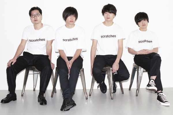 androp、アルバム『cocoon』発売&新曲「Hanabi」解禁
