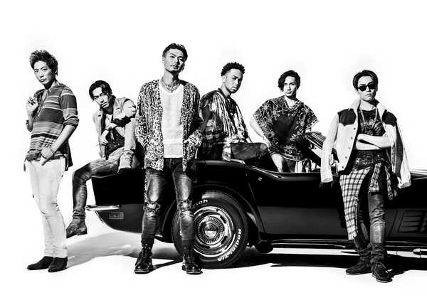EXILE THE SECOND、ニューアルバムを3月に発売!