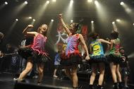 モッシュ&ダイブで夏を締めくくる「ひめキュン祭り」大成功!