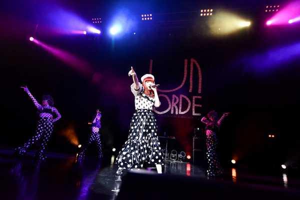 きゃりーぱみゅぱみゅ、indigo la Endらが競演! 『unBORDE LUCKY 7TH TOUR』終幕