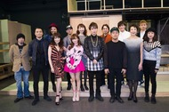 松下優也、Micro、梅田彩佳、KREVAらがミュージカル『イン・ザ・ハイツ』の会見に出席
