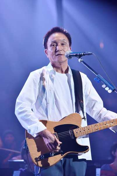 小田和正、全楽曲のストリーミング配信を開始!