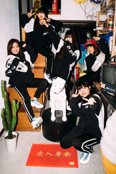 lyrical school、ビクターに移籍!6月に移籍第一弾配信シングル&9月にアルバムをリリース!