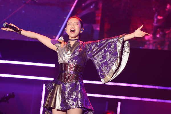 【速レポ】『ランティス祭り』DAY1(2):茅原実里、さすがの爆発力で一大イベントの幕開けを飾る!