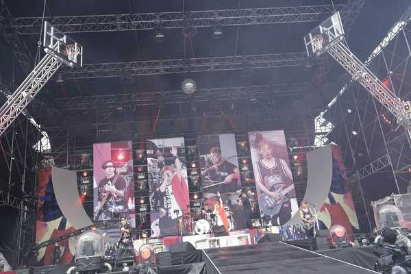 SPYAIR 、富士急での恒例イベントで15,000人のファンを魅了