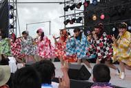 SUPER☆GiRLSが『瀬長島GIRLS POP FESTIVAL2014』にスペシャルゲストとして出演