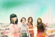 FLiP:Sachiko(Vo&Gt)、Yuumi(Dr&Cho)、Yuko(Gt&Cho)、Sayaka(Bass&Cho)
