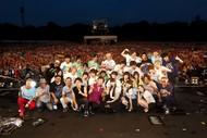7月19日@ライブイベント「BBQ in つま恋 ~僕らのビートを喰らえコラ!~」