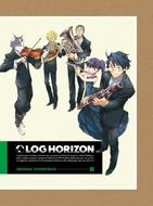 『「ログ・ホライズン」オリジナル・サウンドトラック』ジャケット画像 (C)2014 NHK 『「ログ・ホライズン」オリジナル・サウンドトラック』ジャケット画像 (C)2014 NHK