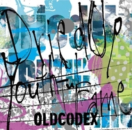 OLDCODEX「Dried Up Youthful Fame」通常盤ジャケット画像