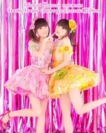 「田村ゆかり LOVE LIVE *Fruits Fruits Cherry* & *Caramel Ribbon*」Blu-rayジャケット画像