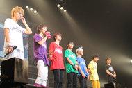 超特急@Zepp Tokyoライブの模様(1)