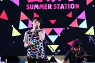 8月6日@テレビ朝日・六本木ヒルズ夏祭り「SUMMER STATION」