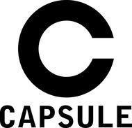 CAPSULE ロゴ