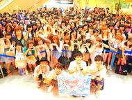 8月17日@「キャプテンDISH//がめぐる夏休みの大冒険☆~全国津々浦々イベントツアー2014~」ファイナル