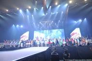 """昨年開催の""""Animelo Summer Live 2013 -FLAG NINE-""""より、アニサマ2014開催直前スペシャル生放送が実施"""