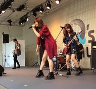 8月31日(日)@大阪・あべのキューズモール