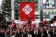 9月3日@新宿東口アルタ前広場特設会場