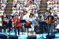 9月13日@『靭公園 MUSIC FESTA FM COCOLO 〜風のハミング〜』