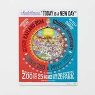 シングル「TODAY IS A NEW DAY」【『GO!GO!KAELAND 2014-10years anniversary-』横浜アリーナ会場限定盤】