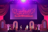 """アニメ「DIABOLIK LOVERS」SADISTIC NIGHT 2014""オープニングの模様 (C)Rejet・IDEA FACTORY/DIABOLIK LOVERS PROJECT ""アニメ「DIABOLIK LOVERS」SADISTIC NIGHT 2014""オープニングの模様 (C)Rejet・IDEA FACTORY/DIABOLIK LOVERS PROJECT"