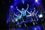 10月12日@「musicるTV presents MUSIC BURGER」