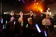 """sweet ARMSプレミアムLIVE""""TRIGGER~the Sing-le Action~""""の模様"""