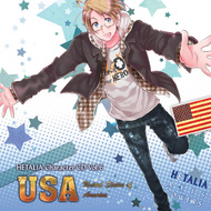 「「ヘタリア Axis Powers」キャラクターCD Vol.6 アメリカ」ジャケット画像