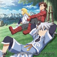 『OVA「テイルズ オブ シンフォニア THE ANIMATION」シルヴァラント ソングスCD』ジャケット画像