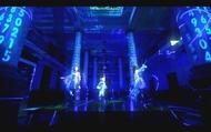 Kalafina「heavenly blue」ミュージックビデオからのスクリーンショット