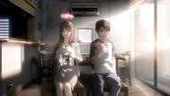 WEBアニメから劇場公開が決定した「イヴの時間」