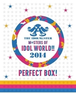 "THE IDOLM@STER M@STERS OF IDOL WORLD!!2014 ""PERFECT BOX!""ジャケット画像 (C)窪岡俊之 (C)BANDAI NAMCO Games Inc. (C)BNGI/PROJECT iM@S THE IDOLM@STER M@STERS OF IDOL WORLD!!2014 ""PERFECT BOX!""ジャケット画像 (C)窪岡俊之 (C)BANDAI NAMCO Games Inc. (C)BNGI/PROJECT iM@S"