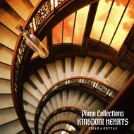 『PIANO COLLECTIONS KINGDOM HEARTS Field & Battle』ジャケット画像