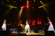"""Kalafina LIVE TOUR 2014""ファイナル公演の模様"