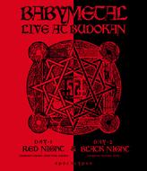 DVD&Blu-ray 『LIVE AT BUDOKAN 〜RED NIGHT & BLACK NIGHT APOCALYPSE〜』