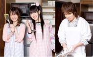 左から、木村まどかさん、新谷良子さん、水島大宙さん ListenJapan